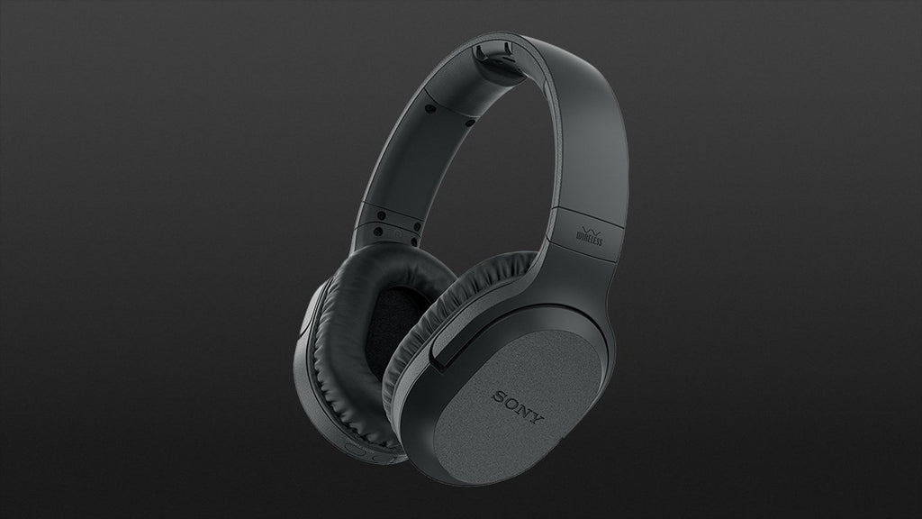 Best Sound Sony MDR RF-895RK Wireless Headphones For Lounge Listening