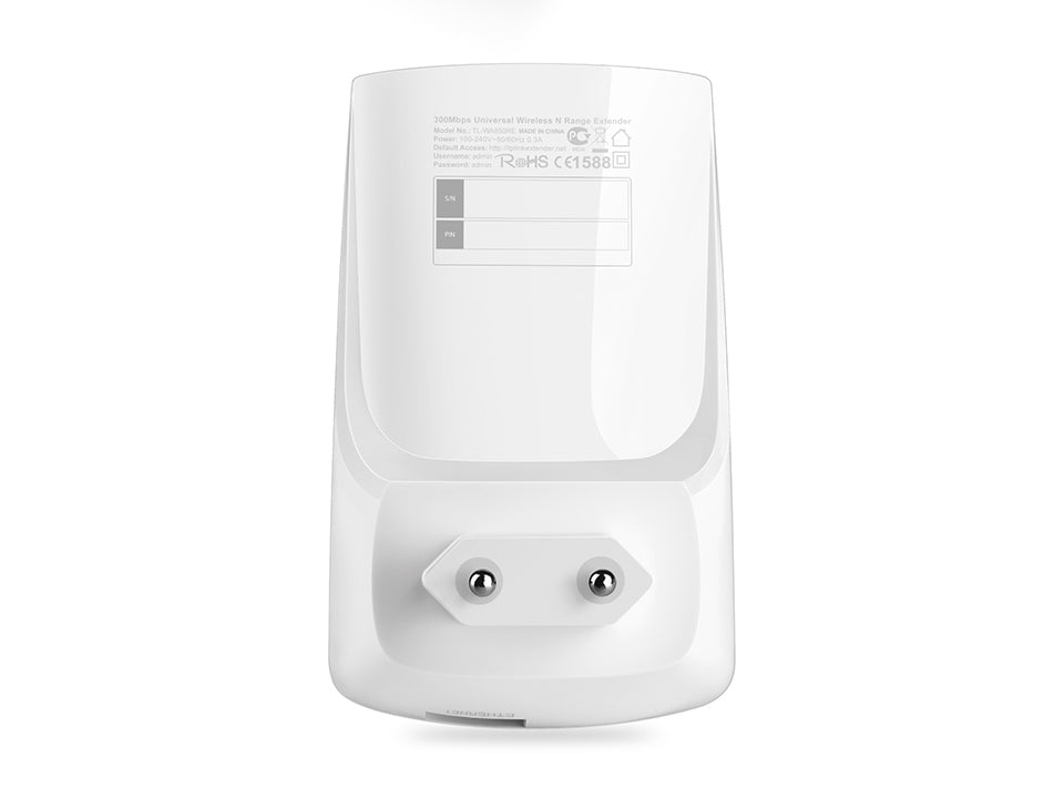 New 300Mbps Universal Wi-Fi Range Extender TL-WA850RE High Quality
