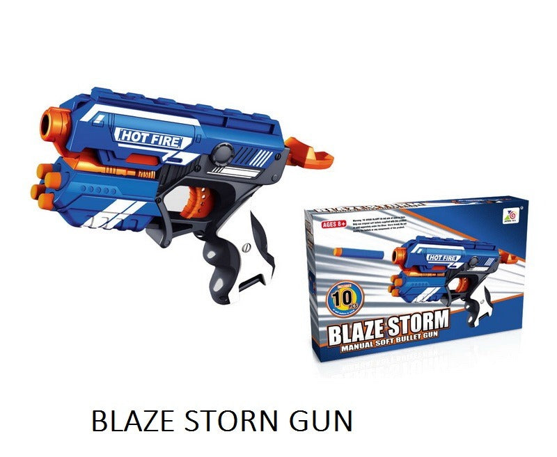 New Best Blaze Strong Gun Toy For Baby