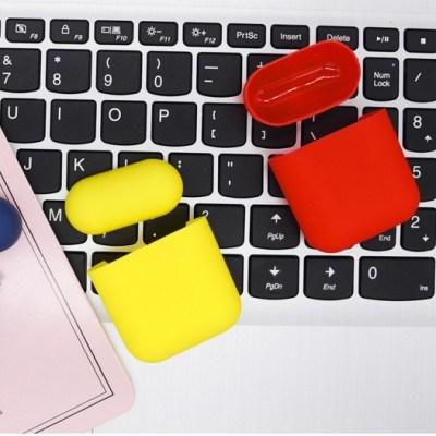 New Beautiful Protective Wireless Silicon Airpods Cover - Pkgator