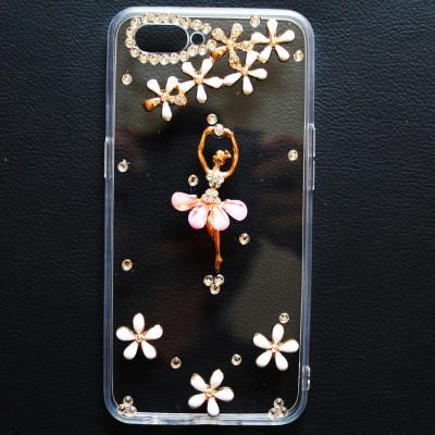 Trendy Fashion Transparent Mobile Phone Covers For Huawei - Pkgator