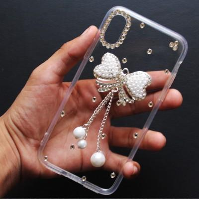Trendy Fashion Transparent Mobile Phone Covers For iPhone - Pkgator
