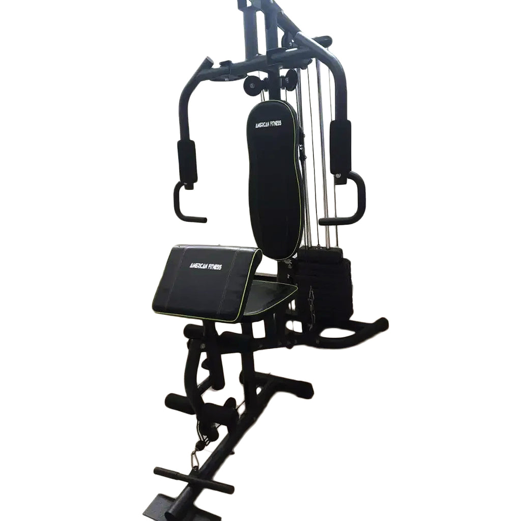 American Fitness DP7080 Home Gym Multi Function For Men Women