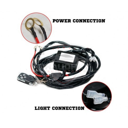 New Best Quality FLASHING KIT LED/HID REMOTE CONTROL