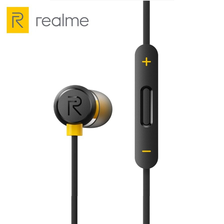 Best Realme Buds BT-R2 Wired Handfree With Great Sound