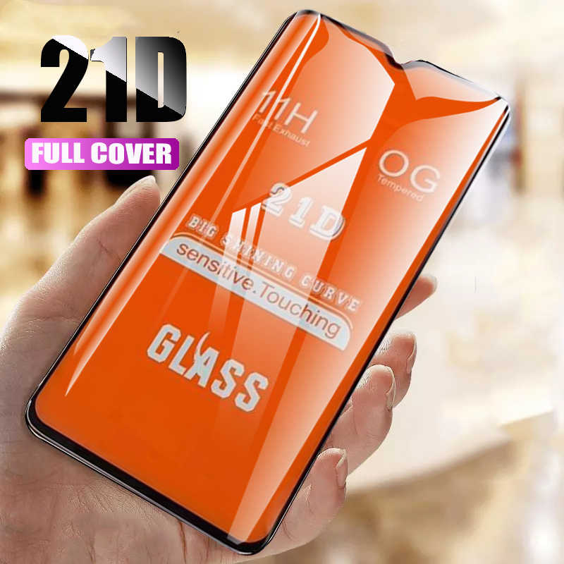 Best Quality 21D Full Cover Protective Tempered Glass For Nokia
