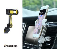 On Trend REMAX RM-C24 360 Degree Rotation Car Air Vent Mount Phone Holder - Pkgator