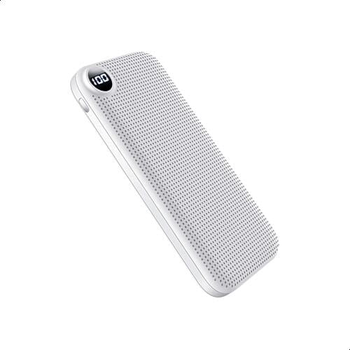 Stylish Wired M218 10000Mah 2.1A Digital Power Display Power Bank