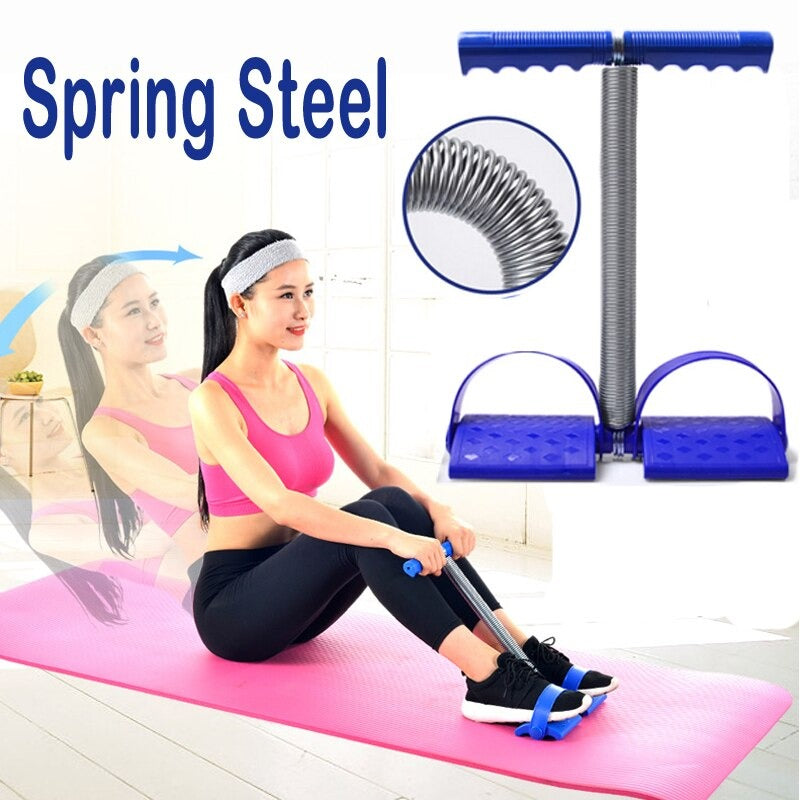 New Tummy Trimmer Single Spring Abs Exercise Body Toner