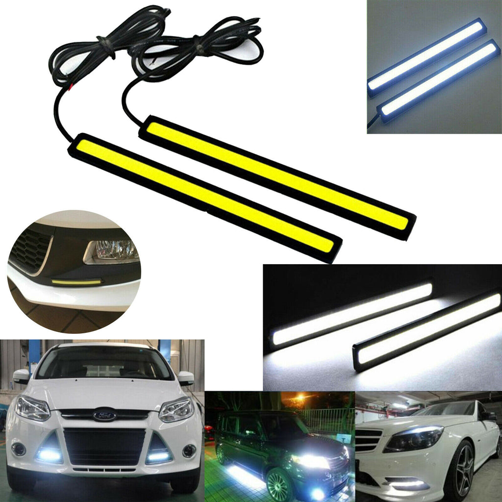 New Best Quality LED DRL Driving Daytime Running Lights Strip