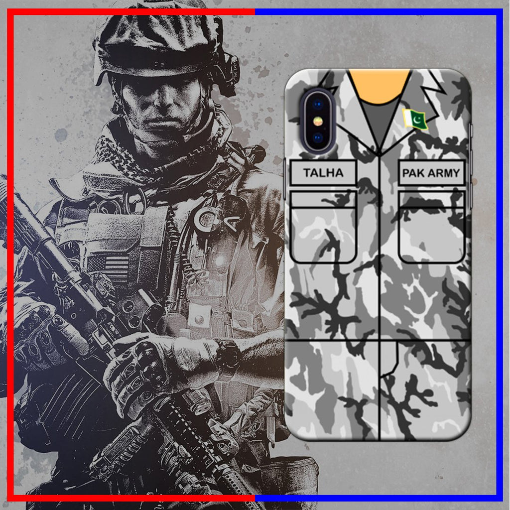 New Exclusive 3D Customize Army Case Series For Huawei - Pkgator