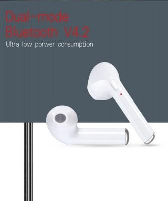 I7 Mini TWS Bluetooth 4.2 Headset Mini Earbuds with Magnetic Charging Box - Pkgator