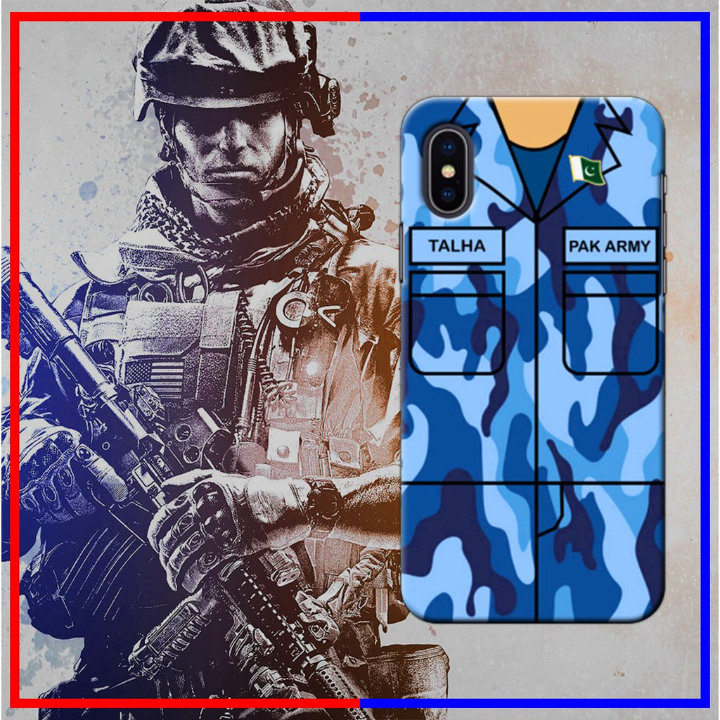 Customize Army Case Series For iPhone