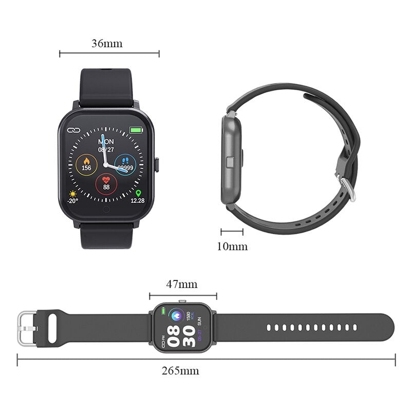 LED Display smartwatch