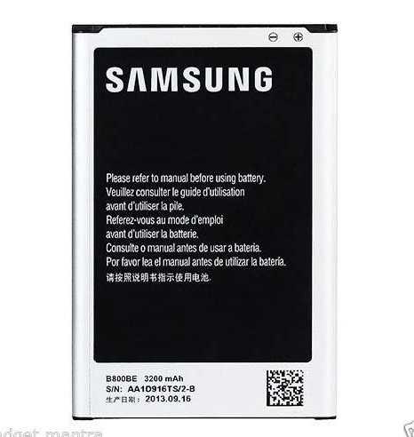 New High Quality Original Battery For Samsung Note 3
