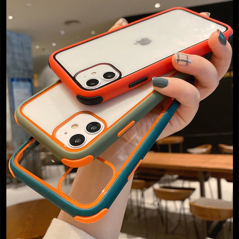 tpu border case for iPhone