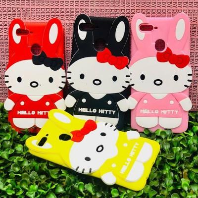 New Hello Kitty Soft Silicone Mobile Phone Cover For Oppo - Pkgator
