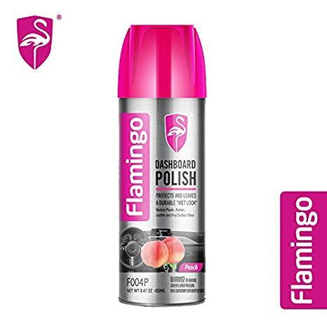 New Best Quality Flamingo Polish Peach Flavor