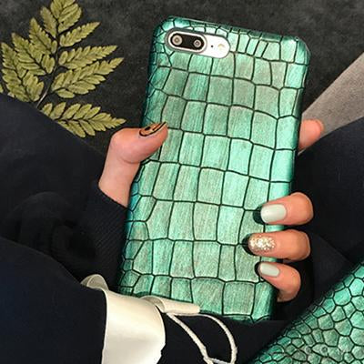 100% Genuine Crocodile Case For iPhone 11,11 Max Pro,iPhone X,XS Max