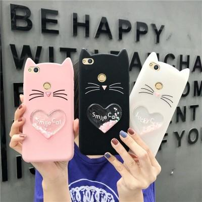 New Stylish 3D Moving Silicone Gel Soft lucky Cat back cover for iPhone - Pkgator