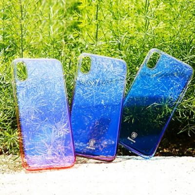 Colourful Ultra Shine & Slim Hard Mobile Case For iPhone - Pkgator