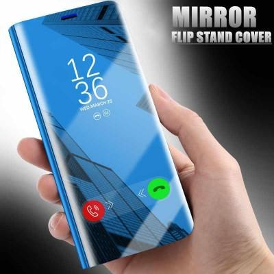 Stylish Full Protection Clear View Flip Mobile Cover For  iPhone - Pkgator