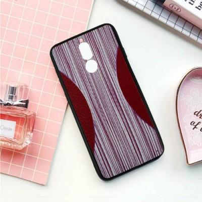Luxury Wooden Texture 3D Paint Shockproof Mobile Cover For Oppo - Pkgator