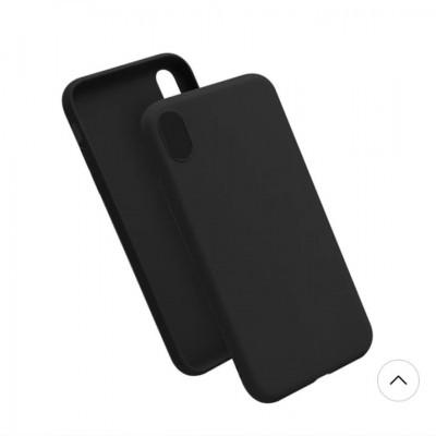Liquid Silicone Matt Phone Case for iPhone - Pkgator
