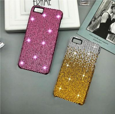 Stylish 3D Diamond Stone Bling Hard Phone Cover For iPhone - Pkgator