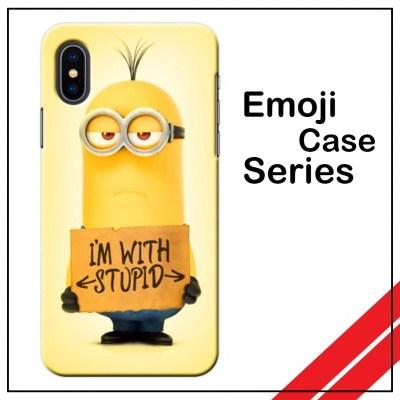 New Exclusive 3D Customize Emoji Case Series For Samsung - Pkgator