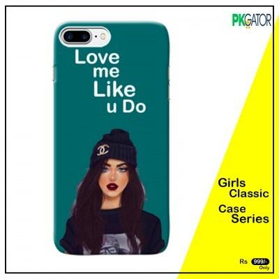 Customize Girls Case Series For iPhone
