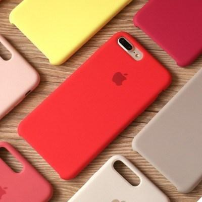 Soft Silicon Case For iPhone XR