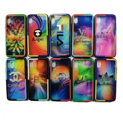 Luxury Fantastic Brands Printed Colorful Phone Cases For Vivo - Pkgator