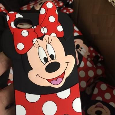 New Stylish Cute Cartoon Mickey Mouse Soft  Phone Cover For Huawei - Pkgator