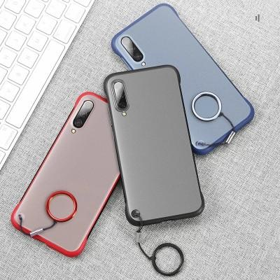 New Luxury Frame-less Transparent Hard Mobile Cover For iPhone - Pkgator