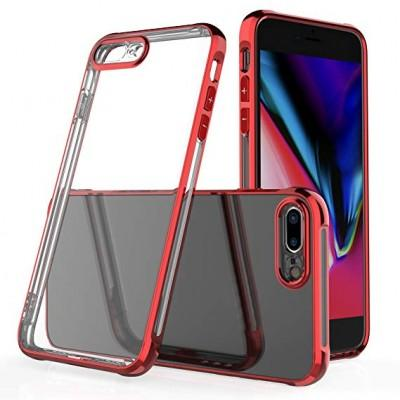 Plating TPU G Cases Soft Silicone Mobile Case For Samsung - Pkgator