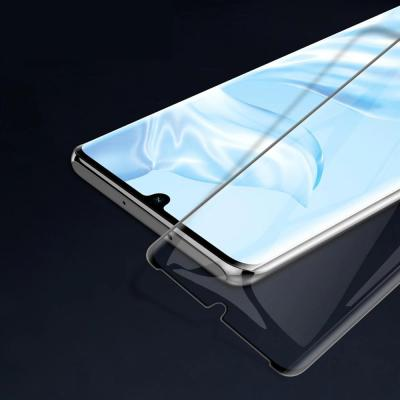 New Exclusive Full Glue Curved Glass Screen Protector For Samsung - Pkgator