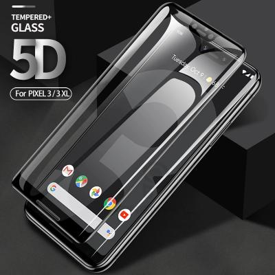 New Latest Shiny 5D Screen Protector Glass For iPhone - Pkgator