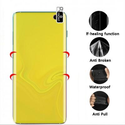 New Jelly Sheet Mobile Protector For Oppo - Pkgator