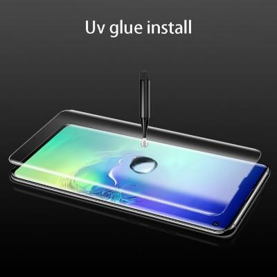 UV Liquid Curved Full Glue HD Protector For Samsung - Pkgator