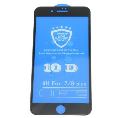 New Latest Luxury 10-D Glass Screen Protector For iPhone - Pkgator