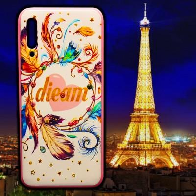 New Trendy Design Lady Saga Soft Mobile Cases For Huawei - Pkgator