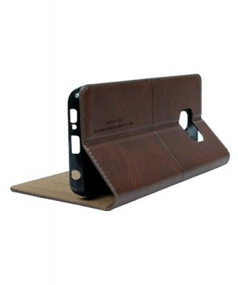Premium Leather Rich Boss Kickstand Magnetic Flip Cash & Cards Holder Case for IPhone - Pkgator