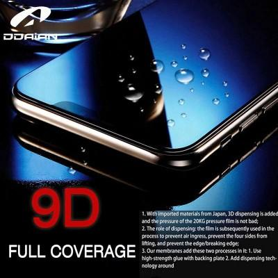High Definition 9D Full HD Tempered Glass Full Coverage Phone Screen Protector - Pkgator