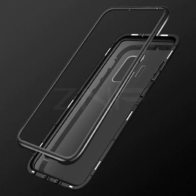 Magnetic Case For Samsung s7 edge, s8 plus, s9 plus, note 8-9 - Pkgator
