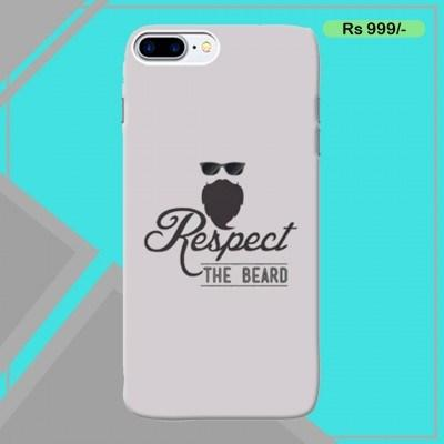 Exclusive 3D Customize Beard Case Series For iPhone - Pkgator