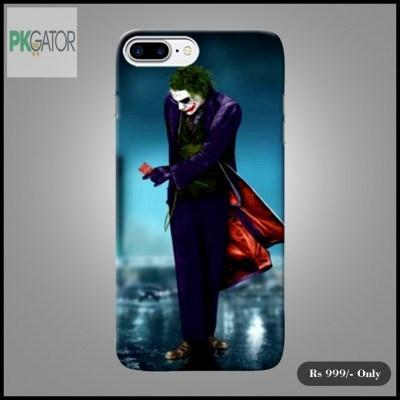 3D Customize Joker Case Series For iPhone 6/6S