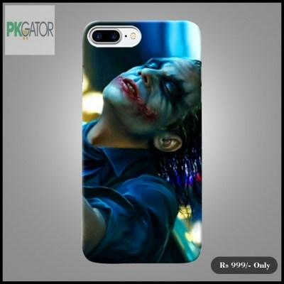 Exclusive 3D Customize Joker Case Series For iPhone - Pkgator
