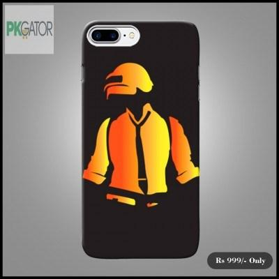 Exclusive 3D Customize PUBG Case Series For iPhone - Pkgator