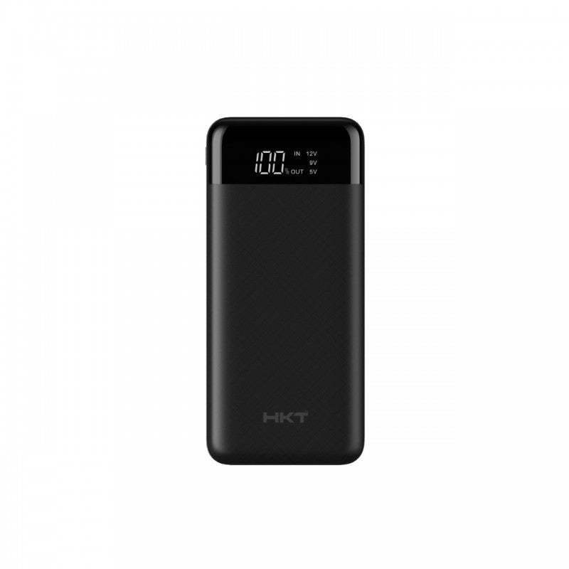 New Exclusive HKT  22000 MAH Power Bank Dual Ports Q3.0 Fast Charging